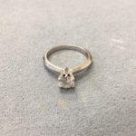 婚約指輪 査定価格をきいてガッカリすることが多い