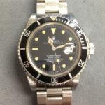 ロレックスなど高級腕時計
